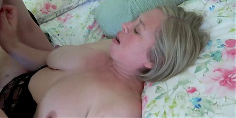 AGEDLOVE – Older Latin Lady Vicky Anne Sucks and Fucks Deliciously