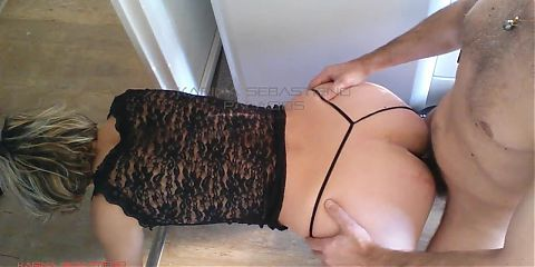 HOT STEPMOM FUCKED BY STEPSON, HOT ASS