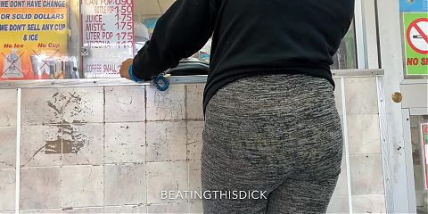 DELETED FOOTAGE SEE THOUGH LEGGING